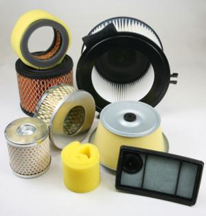 Luftfilter, Sicherheitspatrone bzw. Sekundärfilter / Innenfilter